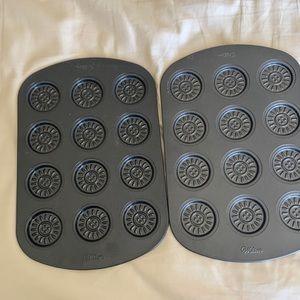 Wilton Sunflower Candy molds